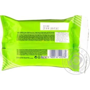 Серветки Bella Medica для інтимної гігієни 20шт - купити, ціни на МегаМаркет - фото 3