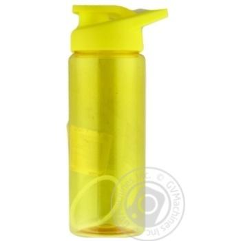 Пляшка спортивна MT6-2 600мл - купити, ціни на Novus - фото 1