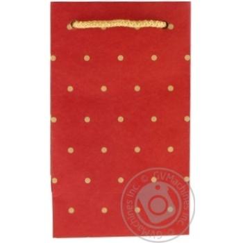 Пакет подарунковий крафт №1 100*170*70 - купити, ціни на Novus - фото 1