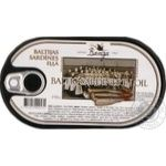 Banga in oil fish sardines 190g
