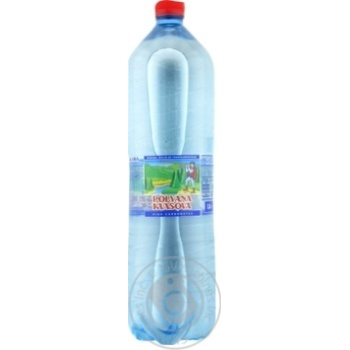 Polyana Kvasova Dream Mineral Water 1,5l