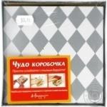 Чудо-коробка Happycom рождественская 12,8x12,8x12,2см