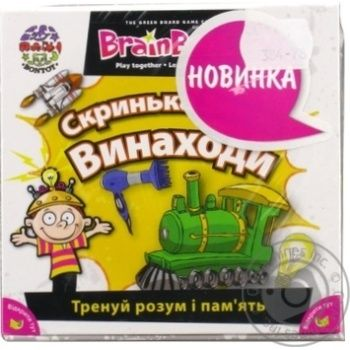 Скринька Знань Ферма BrainBox 98347 - купить, цены на Novus - фото 1