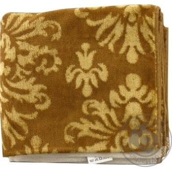 Lorenzzo Ornament Towel 50х90cm - buy, prices for MegaMarket - image 1