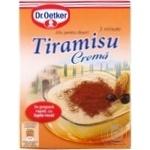 Десерт Dr.Oetker тирамису 60г