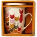 Keramia Kittens Ceramic Cup 360ml