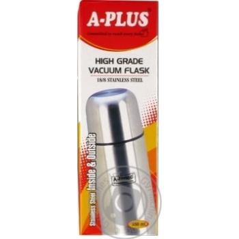 Термос A-Plus у чохлі 0,35л - купити, ціни на МегаМаркет - фото 1
