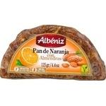 Fruitcake Albeniz Spanish with almonds 125g