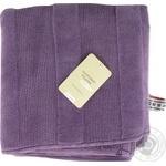 Полотенце махровое Home Line Ривьера фиолетовый 50x90см арт.147619