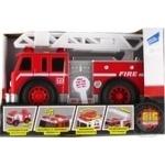 Игрушка Big Motors Пожарная машина