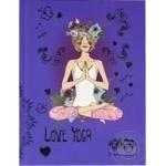 ZiBi Yoga Notebook A5 64sheets