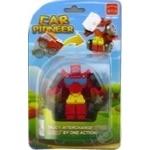 Maya Toys Machine Boy Transforming Mini Robot