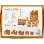 Cubika Wooden Constructor Home 37pcs. - buy, prices for MegaMarket - image 2