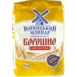 Мука Винницкий Млинар пшеничная высший сорт 1кг - купить, цены на ЕКО Маркет - фото 2
