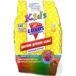 Powder detergent Luxus for washing of children's clothes 1000g