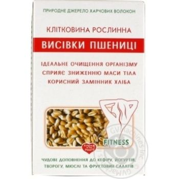 Fiber Golden kings of ukraine wheat with bran 160g - buy, prices for MegaMarket - image 3