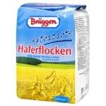 Пластівці вівсяні Bruggen Супер ніжні  з цілісного зерна 500г