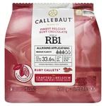 Шоколад Callebaut Ruby 33,6% 400г