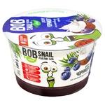 Bob Snail Blueberry Dessert with Coconut Cream 180g