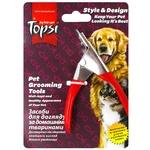 Topsi Claw Scissors metal 11.5 cm