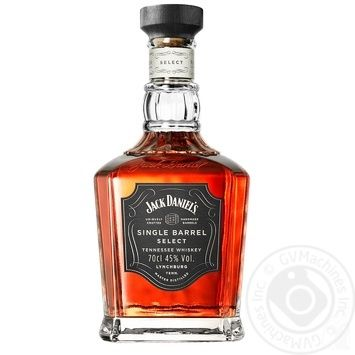 Віскі Jack Daniel's Single Barrel 45% 0,7л - купити, ціни на Novus - фото 1