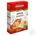 Крупа Жменька пшеничная в пакетиках 300г Украина