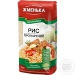 Рис Жменька Традиционная длиннозерный пропаренный шлифованный рассыпной 1000г Украина