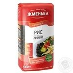 Groats rice wild rice Zhmenka long grain 450g